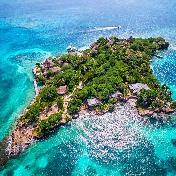 Cartagena e Islas del Rosario